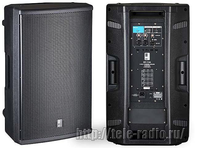 Активная акустическая система EUROSOUND EST-115A