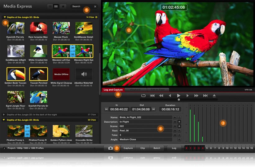 Blackmagic UltraStudio Express