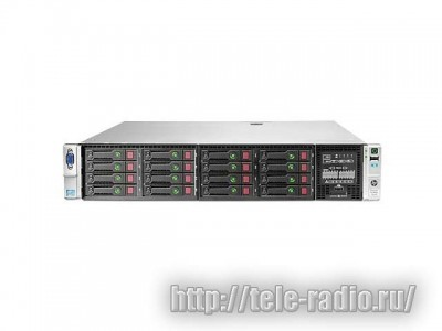 HP DL380p Gen8 E5-2609v2 Entry EU Svr