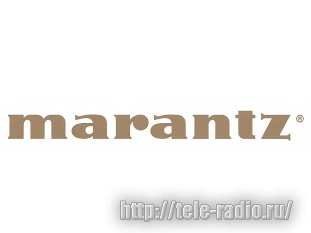 Marantz Audio Scope Gear
