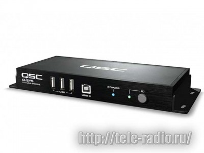 QSC I/O USB Bridge