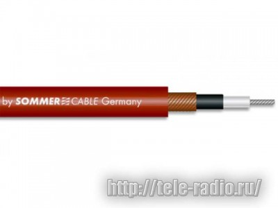 SOMMER CABLE SC-TRICONE MKII