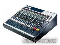 Soundcraft FX16ii