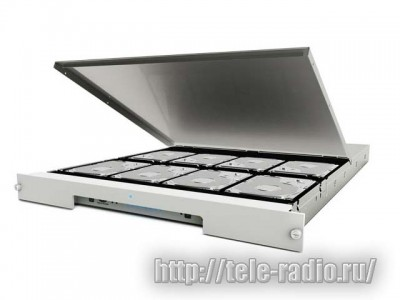 LaCie 8big Rack Thunderbolt 7200