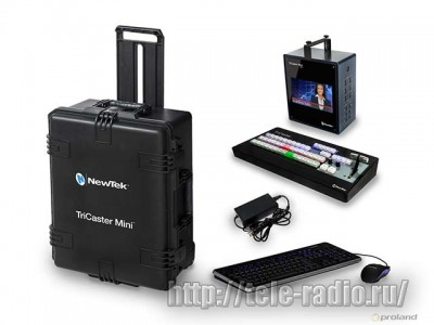 Newtek TriCaster Mini Bundle