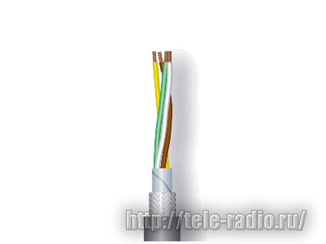 SOMMER CABLE SC-BINARY 434
