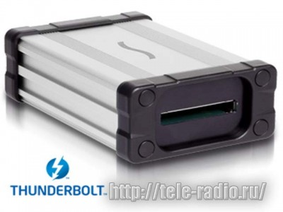 Sonnet Echo Pro ExpressCard/34 Thunderbolt Adapter PCIe 2.0