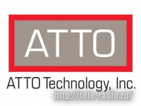 Atto fibre channel storage controllers