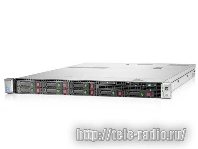 HP DL360p Gen8 E5-2630v2 Base EU Svr