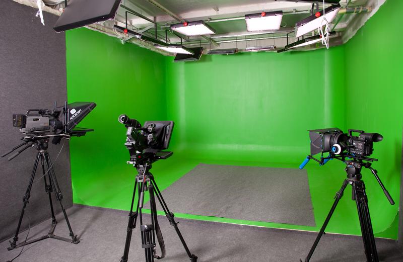 Аренда виртуальной студии для видеозаписи