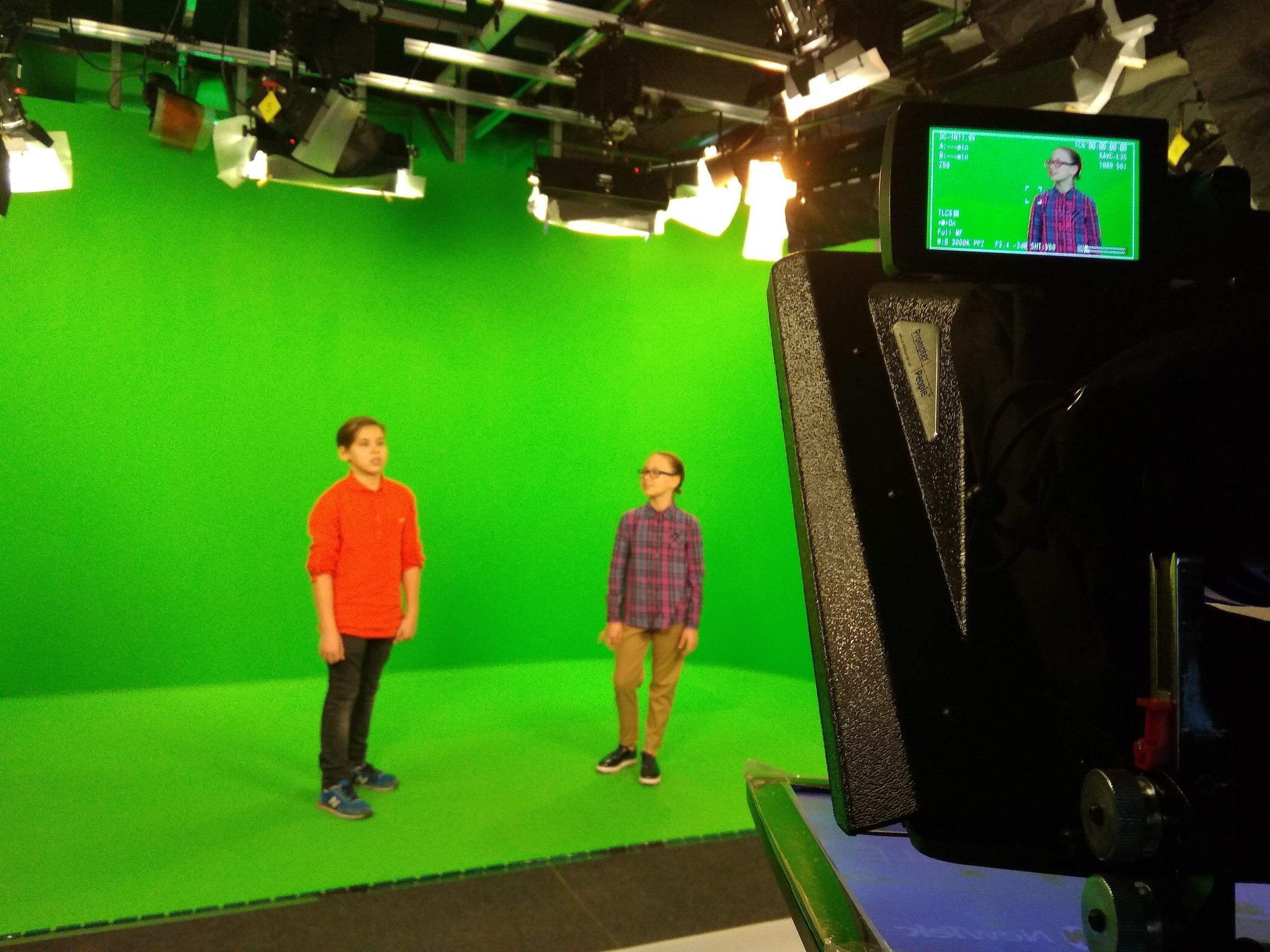 Школьные телестудии