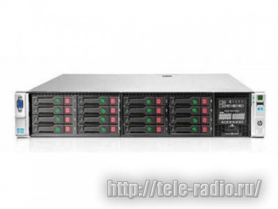 HP DL380p Gen8 E5-2630v2 Base EU Svr