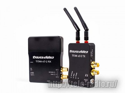 Transvideo TitanHD Wireless HD - 5GHz