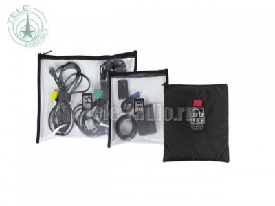 Porta Brace Clear Equipment Pouch