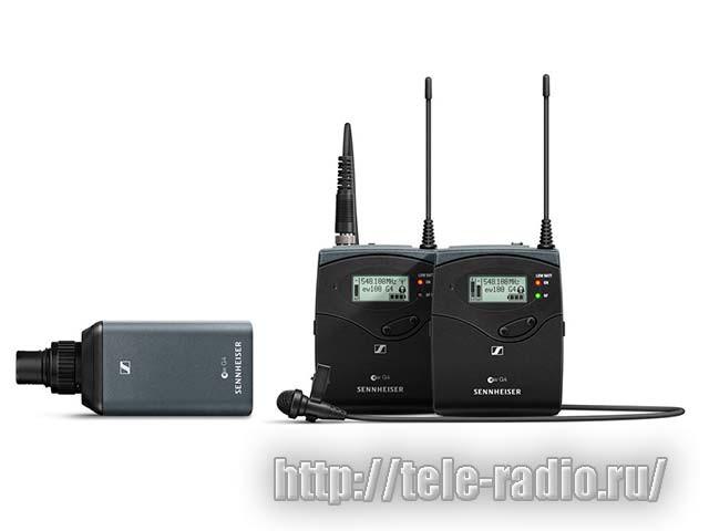 Накамерная радиосистема Sennheiser EW 100 ENG G4
