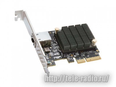 Sonnet Presto Solo 10GBASE-T Ethernet 1-Port PCIe Card