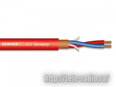 SOMMER CABLE SC-CLUB SERIES MKII