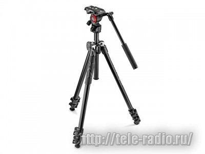 Штативы Manfrotto 290 NEW для фотокамер