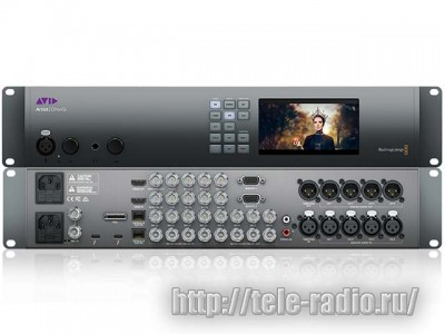 Avid Artist MC Options - Hardware