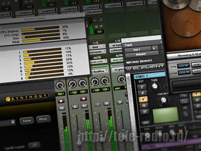 Avid PRO TOOLS SOFTWARE and options