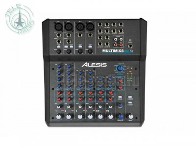 Alesis MultiMix 8USBFX