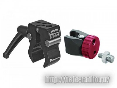 Manfrotto зажимы Nano Clamps