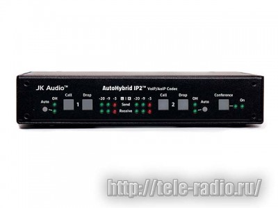 JK Audio AutoHybrid IP2