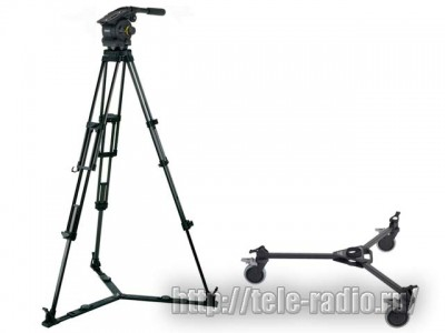 Vinten System Vision 100 2-stage Al PL Dolly (VB100-AP2S)