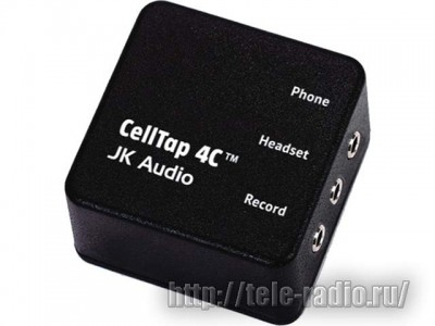 JK Audio CellTap 4С
