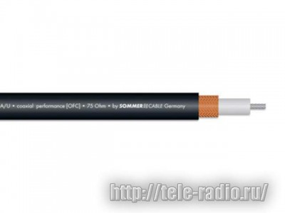 SOMMER CABLE SC-CLASSIC SERIES MKII