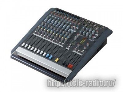 Allen&Heath РА