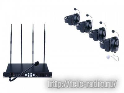 PRO-X XW-IS WIRELESS INTERCOM