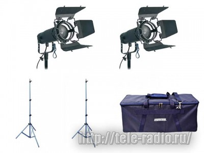 Logocam A-led 1500/BBB kit V
