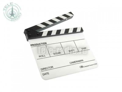 GreenBean Clapperboard 03