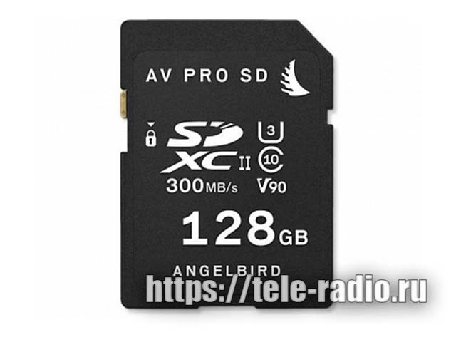 Angelbird AVP128SD