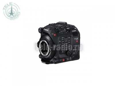 Canon EOS C500 Mark II CFExpress