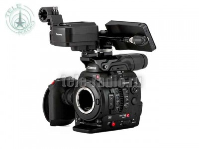 Canon EOS C300 Mark II Touch Kit