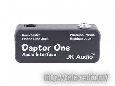 JK Audio Daptor One