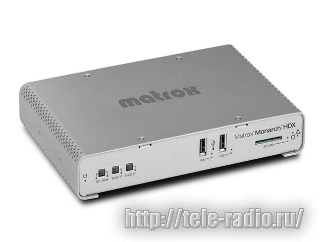 Matrox Monarch HDX
