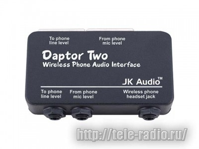 JK Audio Daptor Two