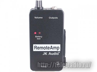 JK Audio RemoteAmp