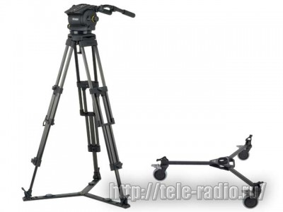 Vinten System Vision 250 2-stage Al PL Dolly (VB250-AP2S)