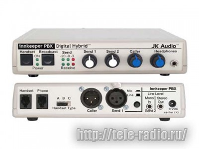 JK Audio Innkeeper PBX
