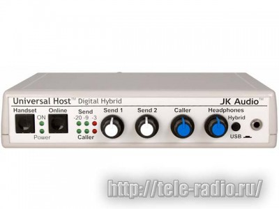 JK Audio Universal Host