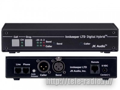 JK Audio Innkeeper LTD
