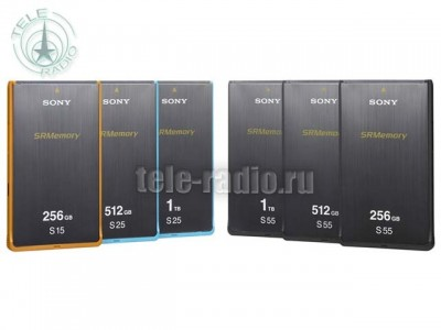 Sony SR Memory Card