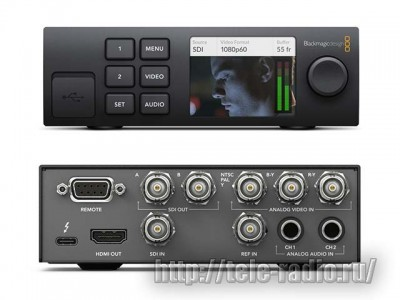 Blackmagic UltraStudio HD/4K Mini