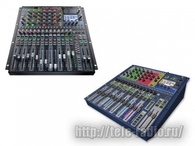 Soundcraft Si Impact, Expression, Performer