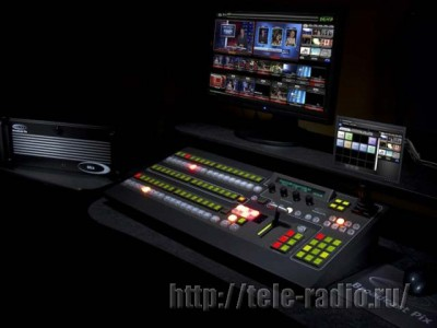 Broadcast Pix Mica Systems