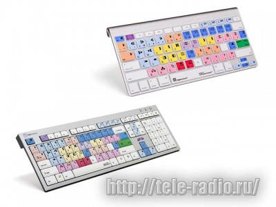 Avid Media Composer keyboard